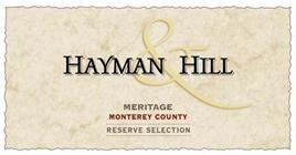 Hayman & Hill Meritage Reserve Selection